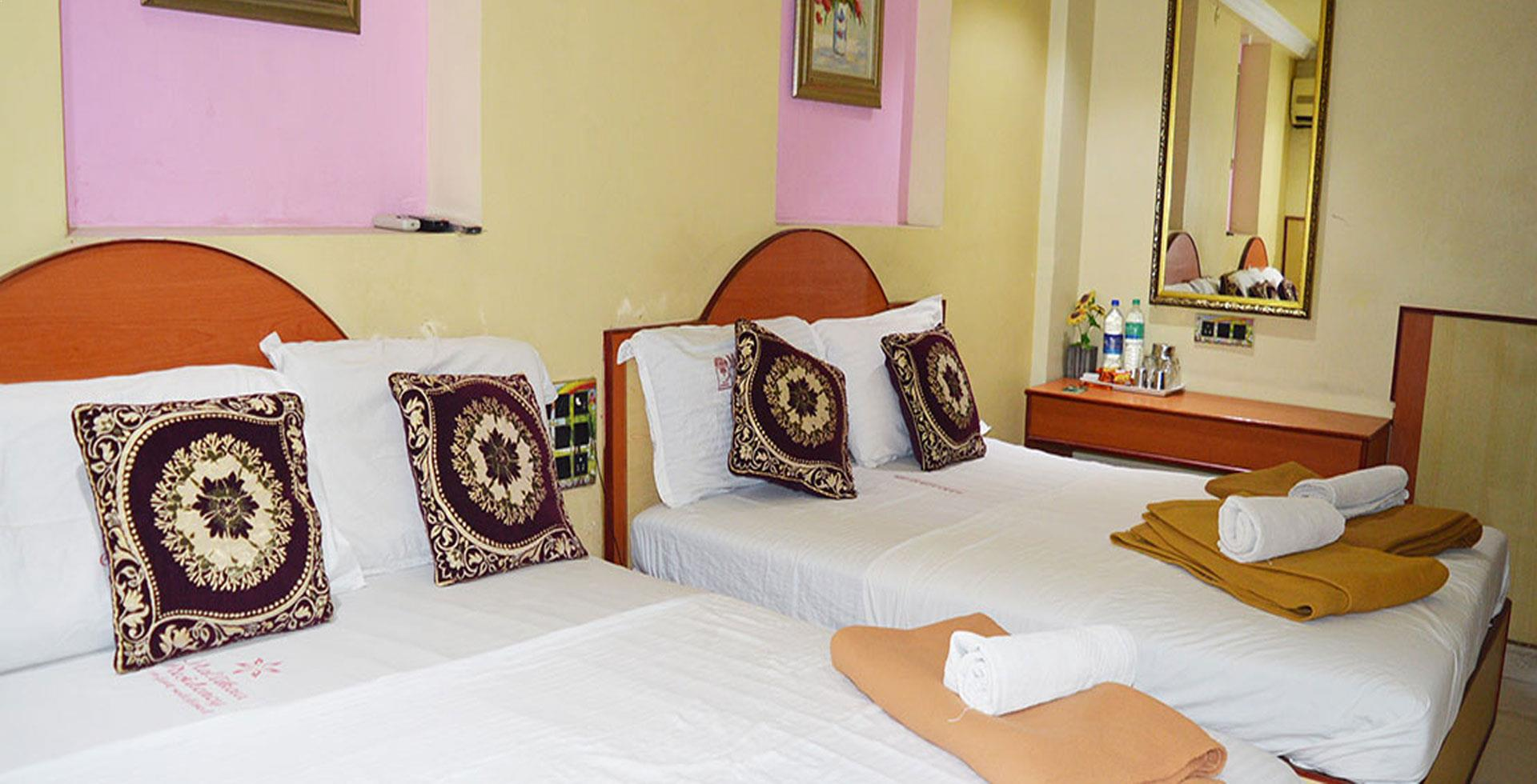 Hotels in Chennai near Egmore Station