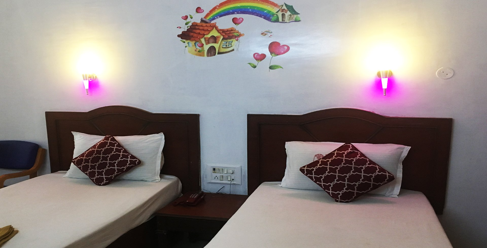 Book your stay at Mallika Residency Chennai